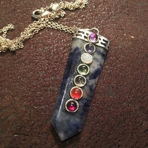 Jewelry - Lapis Lazuli Gemstone Necklace